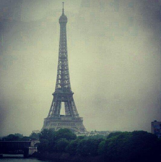 Girls In Polka Dots In Paris